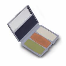 Hunters Specialties Camo-Compac 4 Colour Woodland Makeup Kit