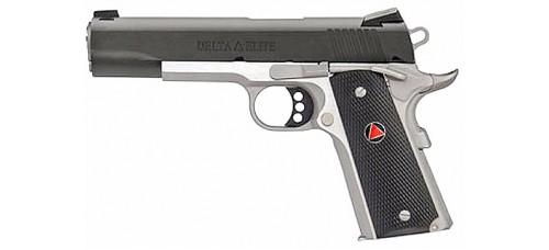 "Colt Delta Elite Two Tone 10mm 5"" Barrel Semi Auto Handgun"
