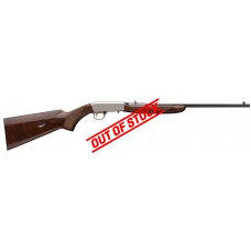 "Browning SA-22 Grade II Octagon .22LR 19"" Barrel Semi Auto Rimfire Rifle"