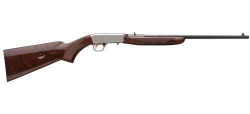 "Browning SA-22 Grade II Octagon .22LR 19"" Barrel Semi Auto Rimfire Rifle"