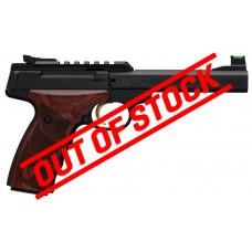 "Browning Buck Mark Plus Rosewood UDX 22LR 5.5"" Barrel Semi Auto Handgun"