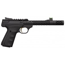 "Browning Buck Mark Plus Vision/Round .22 LR 5 7/8"" Barrel Semi Auto Handgun"
