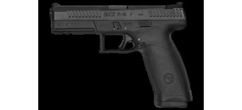 """CZ P-10 F 9mm 4.5"""" Barrel Semi Auto Handgun"""