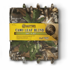 Hunter's Specialties Camo Leaf Blind Material in Realtree Xtra Green