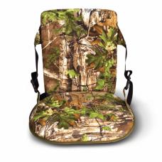 Hunters Specialties Flat Back Foam Seat in Realtree Camo