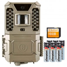 Bushnell Prime Low Glow Trail Camera Combo Pack