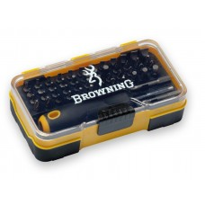 Browning 51 Piece Gunsmith Screwdriver Set with Case