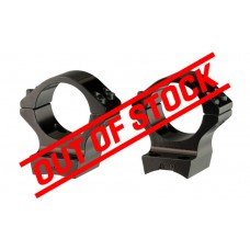"""Browning X-Bolt Standard .400"""" 1"""" Integrated Scope Mount System"""
