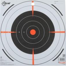 Allen EZ-Aim Bullseye Paper Targets