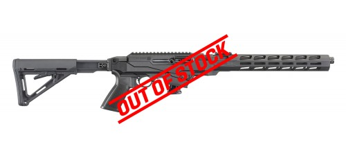 """Ruger PC Carbine Six Position Stock 9mm 18.6"""" Barrel Semi Auto Non-Restricted Rifle"""