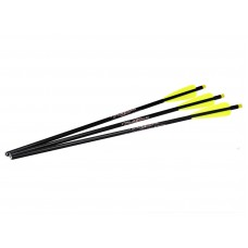 Excalibur Firebolt Illuminated Carbon Arrows - 3 Pack