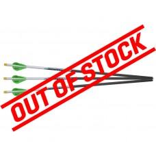 "Excalibur PROFLIGHT 16"" w/Lumenok Arrows - 3 Pack"