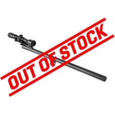 Remington 870 12 Gauge Fully Rifled Cantilever Mount Slug Deer Barrel w/Scope
