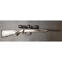 "Mossberg MVP Predator Combo w/Vortex Scope 5.56mm 18.5"" Fluted Barrel Bolt Action Rifle"