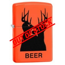 Zippo Windproof Beer Bear Lighter