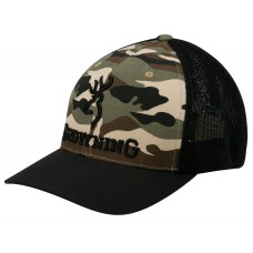 Browning Branded Camo Hat with Flexfit