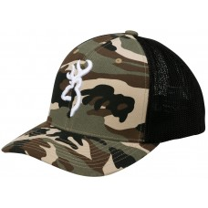 Browning Colstrip Mesh Back Camo Hat