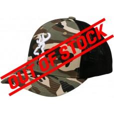 Browning Colstrip Mesh Back Camo Hat
