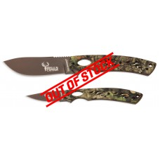 Browning Hell's Canyon Skeleton Fixed Blade Knife Combo Set