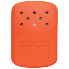 Zippo Easy Fill Blaze Orange Hand Warmer