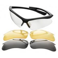 Champion Interchangeable Lens Set Ballistic Shooting Glasses