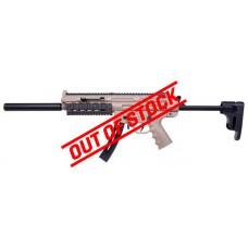 """GSG 16 Desert Tan .22LR 16.25"""" Barrel Semi Auto Non-Restricted Tactical Rifle"""