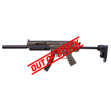 "GSG 16 OD Green .22LR 16.25"" Barrel Semi Auto Non-Restricted Tactical Rifle"