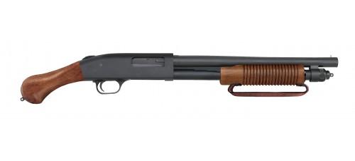 """Mossberg 590 Nightstick 12 Gauge 3"""" 14.375"""" Barrel Pump Action Shotgun"""