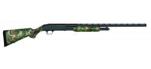 "Mossberg 500 Field Woodland Camo 12 Gauge 3"" 28"" Barrel Pump Action Shotgun"