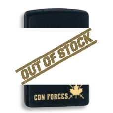 Zippo Windproof Canadian Forces Lighter
