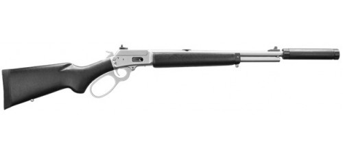"Marlin 1894 CST .357 Mag 16.5"" Threaded Stainless Barrel Lever Action Rifle"