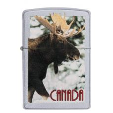 Zippo Windproof Canada Moose Lighter