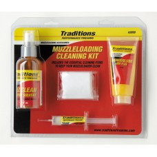 Traditions Basic Muzzleloader Cleaning Kit