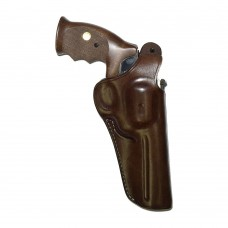 "Alfa Proj. 4.5"" Brown Leather Holster Right Hand"
