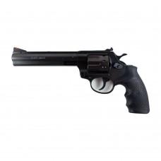 """Alfa Proj. 2261 Blued .22LR 6"""" Barrel Revolver"""