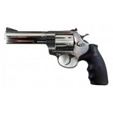 "Alfa Proj. 2351 .22WMR & .22LR 4.5"" Stainless Revolver"