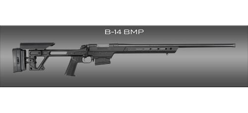 "Bergara B-14 BMP Match Precision 6.5 Creedmoor 24"" Barrel Bolt Action Rifle"
