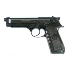 "Beretta 92S Surplus Police 9mm 5"" Barrel Semi Auto Handgun"