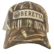 Beretta Patch Realtree Max 5 Trucker Hat