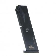 Beretta 92F 9mm Blued Steel 10 Round Magazine