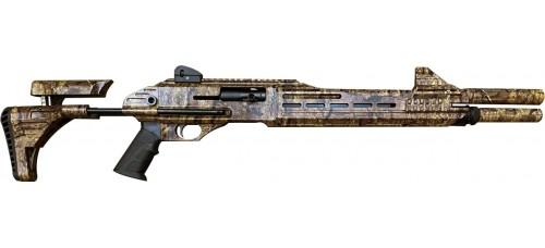"Canuck Engage Camo 12ga 3"" 18.6"" Barrel Semi Auto Shotgun"