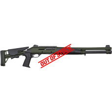 "Canuck Operator 12 Gauge 3"" 18.6"" Barrel Semi Auto Shotgun - OD Green"