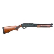 "Canuck Regulator/Defender Wood Combo 12 Gauge 3"" 14"" Barrel Pump Action Shotgun"
