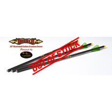 Excalibur Diablo Carbon Arrows w/Lumenok - 3 Pack