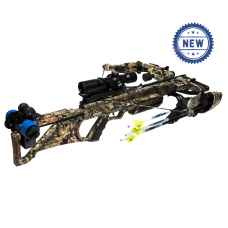 Excalibur Suppressor 400TD Break Up Country Crossbow Package