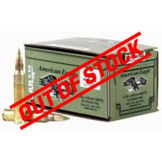 American Eagle 5.56 NATO 62gr FMJ-BT 150 Rd Loose Pack Ammo