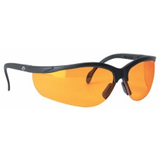 Walker's Crosshair Amber Lens Shooting Glasses