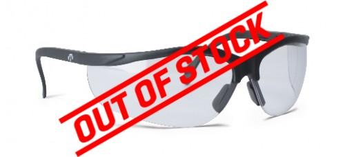Walker's Clear Lens Shooting Glasses
