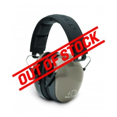 Walker's Advanced Protection Passive Folding Ear Muffs - Flat Dark Earth/Black