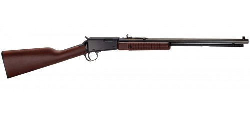 """Henry Pump H003T .22LR 19.75"""" Barrel Pump Action Rifle"""